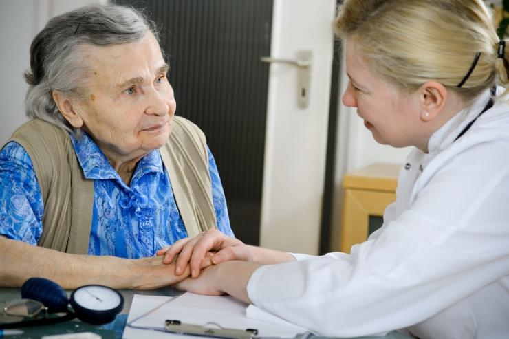Elderly Patient1