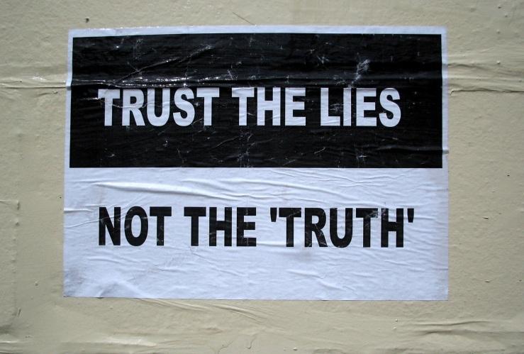 Trust Lies